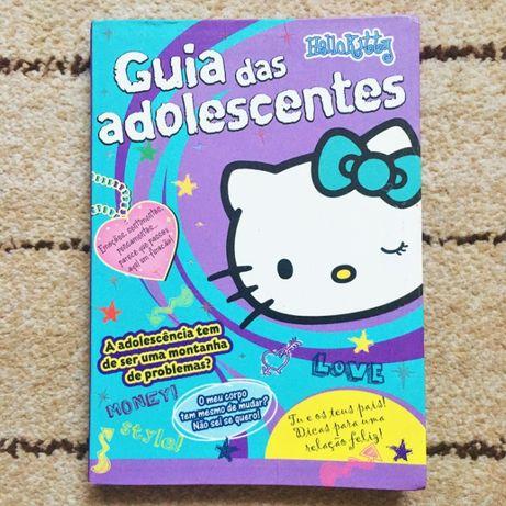 Livro Hello Kitty - Guia Das Adolescentes