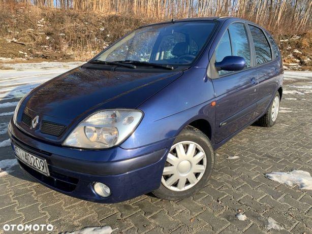Renault Scenic 1.6 Benzyna+LPG 110KM Klimatronik Elektryka Ładny stan