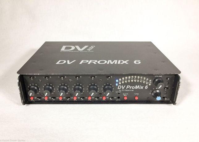 Profesjonalny mikser PSC DV PROMIX 6