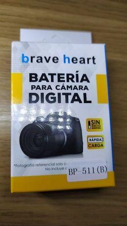 Аккумулятор Canon Brave Heart BP-511 2650mah