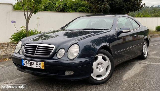 Mercedes-Benz CLK 200 Elegance