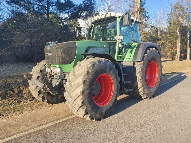 Ciągnik rolniczy Fendt Favorit 930 Vario TMS , 926 , 920 tuz