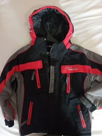 Куртка Columbia. Осень -зима . На рост 120