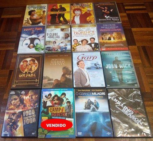 Filmes DVD Originais