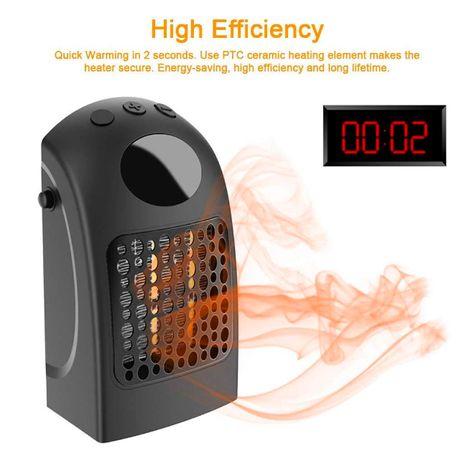 Grzejnik elektryczny Mini heater 900 W Ogrzewacz