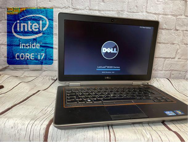 Dell 6320 core i7/Бизнес серия/мощный/надежный
