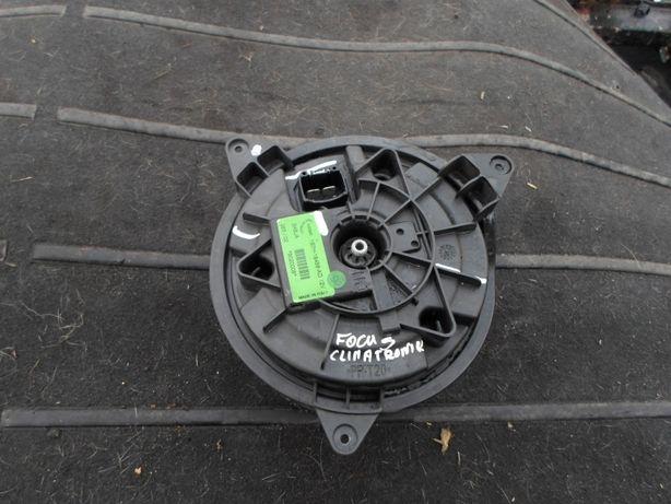 Ford Focus MK1 - wentylator nawiewu klimatronik