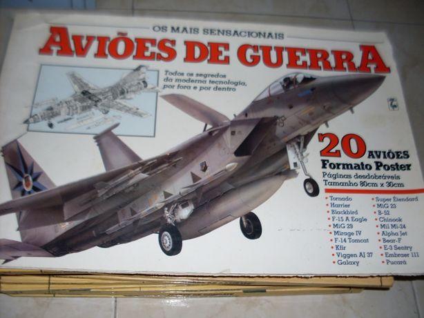 Aviões De Guerra--Grande Formato