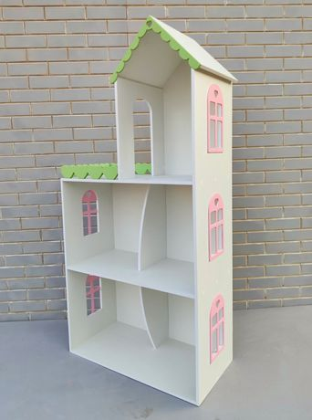 Кукольный домик ляльковий будинок для Барби, Монстер хай, Энчантималс