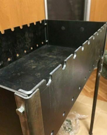 Мангал разборной 4-6мм (1000-1600 грн)