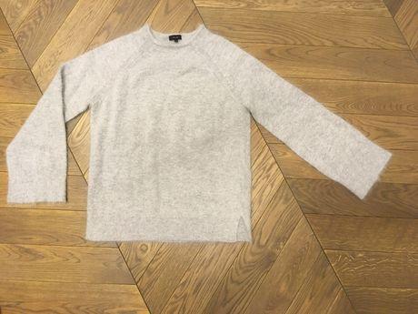 Sweter szary popielaty Solar 38