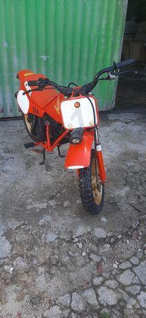 Úrgente! Honda QR 50 1991 matriculada