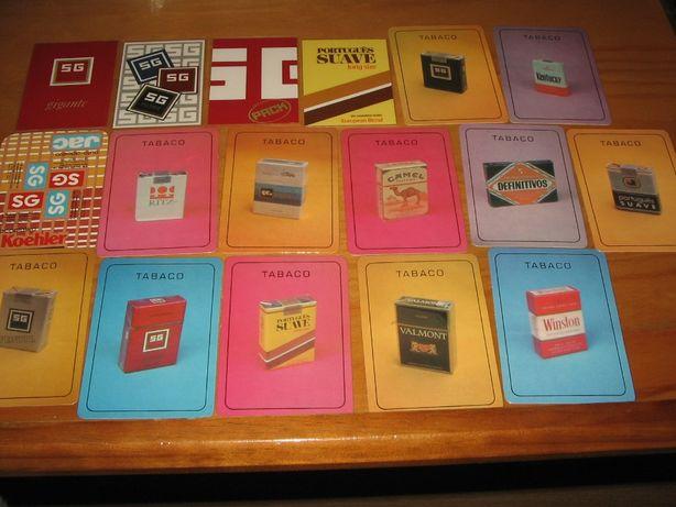 Calendários de bolso (64 de vários anos e temas)