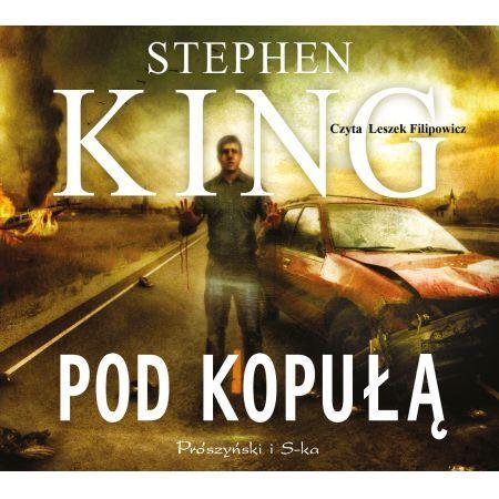 "Książka Stephaen King "" Pod kopułą"""