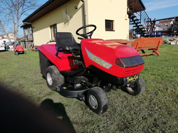 Traktorek kosiarka Twin cut-castel garden 12,5KM