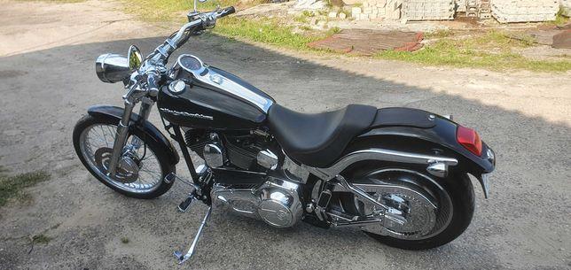 Harley Softail Deuce FXSTD Śliczny jak nowy