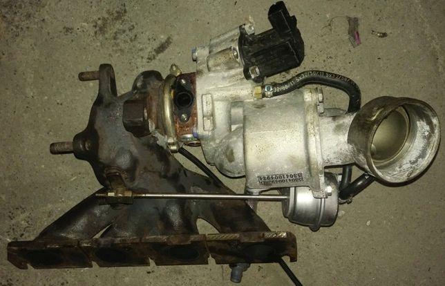 Turbosprężarka 1.8 TSI CDA Skoda Octavia II Superb