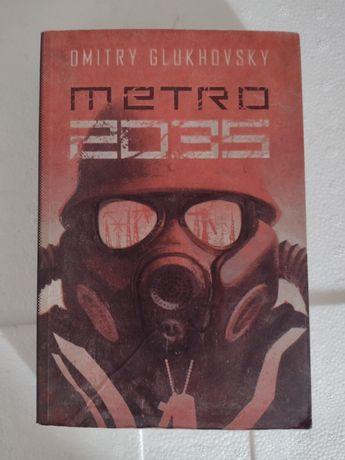 Książka Metro 2035