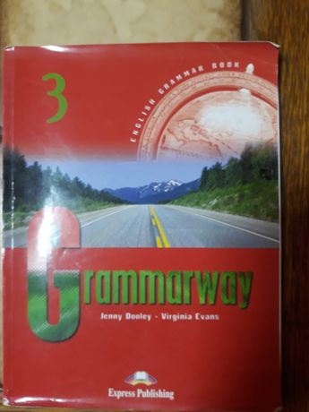 Продаю книжку Grammarway 3
