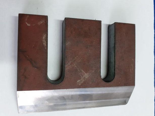 Noże do rębaków z hardox produkcja na zamówienie i dany wzór