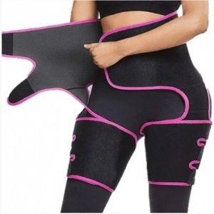 Корректирующий пояс костюм для похудения ADJUSTABLE ONE PIECE WAIST BA