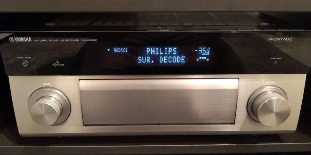 Amplituner kino domowe YAMAHA RX-A2050, Dolby Atmos, Bluetooth
