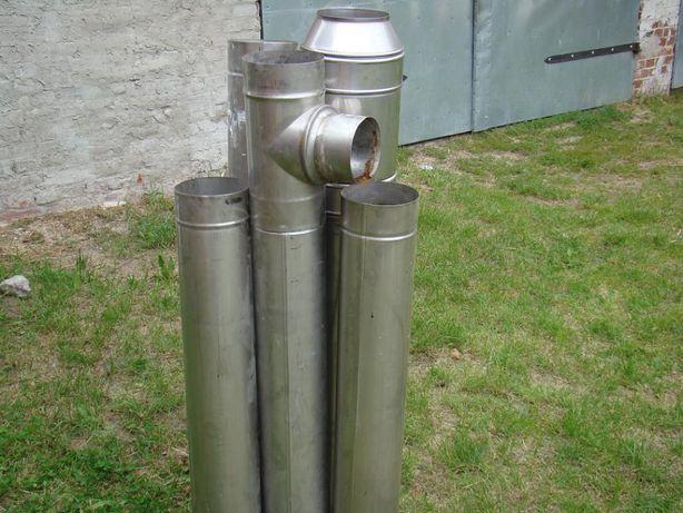 Komin Nierdzewny kwasoodporny FI 130