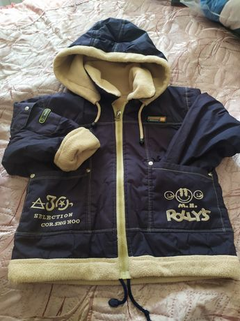 Куртка осень на 5-6 лет