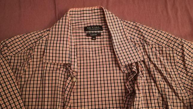 Koszula męska Mc EARL rozmiar 42 (L)