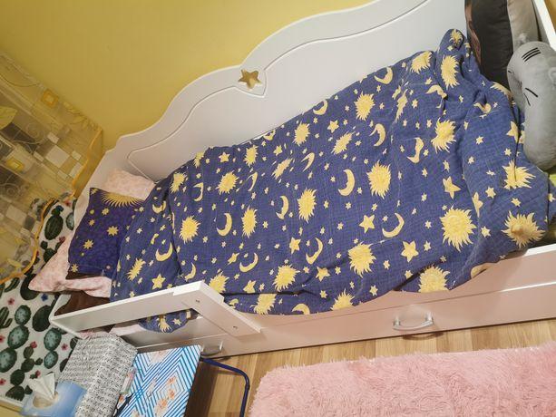 Sprzedam łóżko młodzieżowe/dziecięce 180x80
