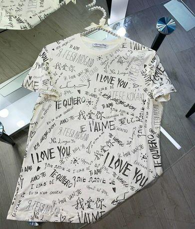 Koszulka Christian Dior