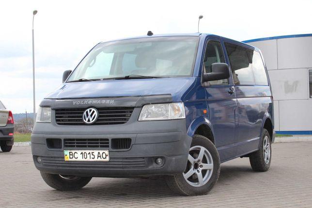 Volkswagen T5 (Transporter) пасс. 1.9 2004