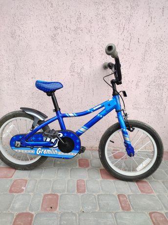 Велосипед для мальчика schwinn gremlin 16