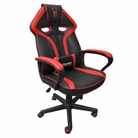 Cadeira Gaming Woxter/ Azul / vermelha