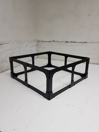 Podstawa stolik loft z nitami