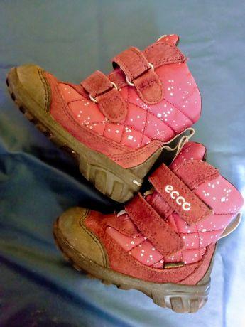 Ecco зимові чобітки / зимние ботинки