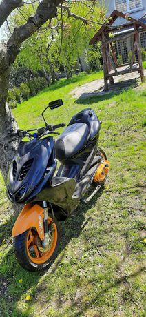 Yamaha Aerox Mk2 70