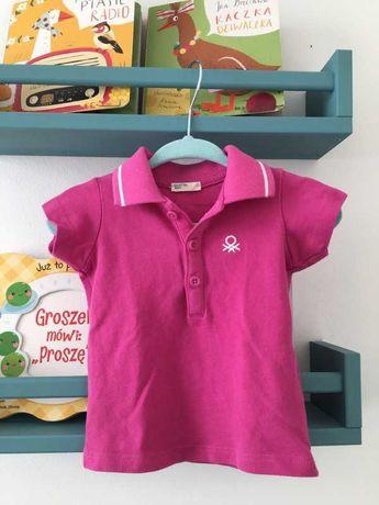 T-shirt koszulka Benetton