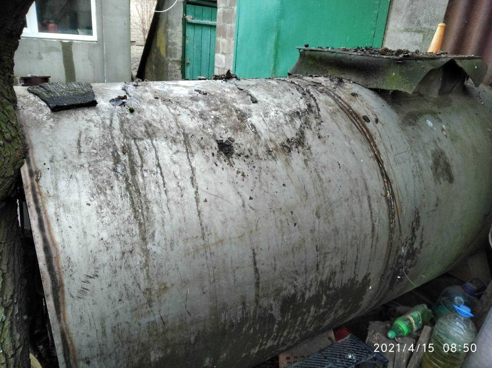 Бочка садового опрыскивателя 2000 литров