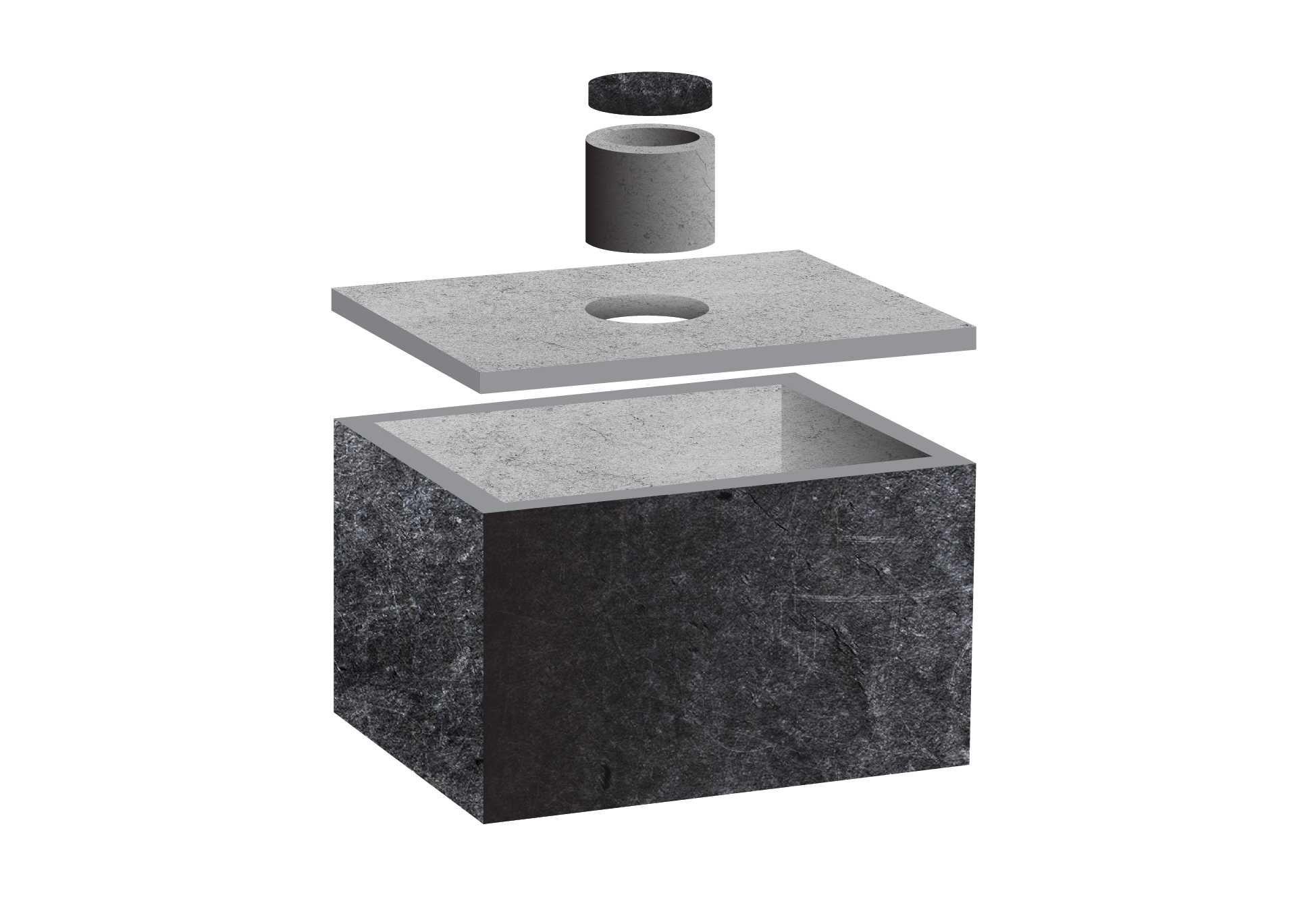 zbiorniki betonowe betonowy na szambo szamba deszczówkę 3,4,5,10,12m3