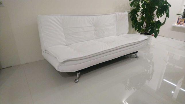Кожаный диван. Раскладной диван. Доставка по Украине .