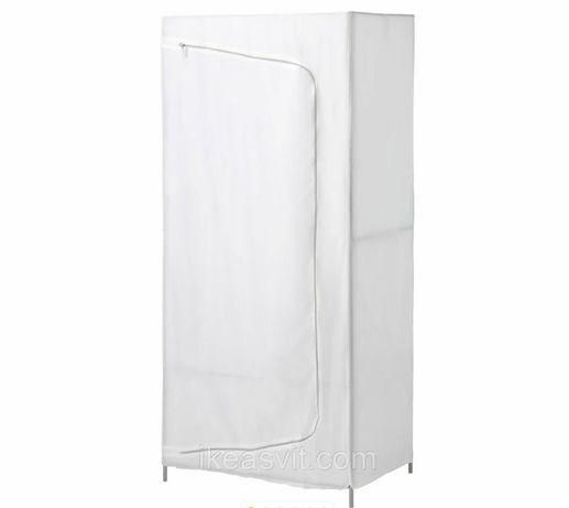 IKEA - бренд - Брейм гардероб  белый