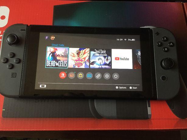 Nintendo Switch +23 GRY GWARANCJA