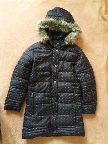 Балонова б-в куртка-плащ для дівчинки осінь, весна р.128