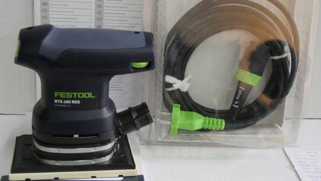 Szlifierka FESTOOL RTS 400 REQ-PLUS polerka oscylacyjna