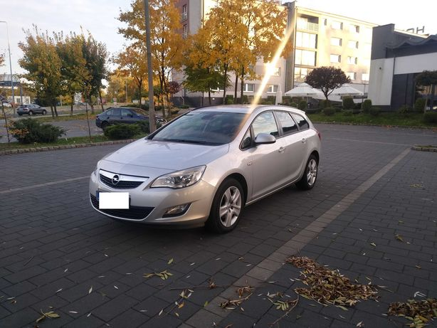Opel Astra J 2012 r 1,7 CDTi  Bluetooth , Klima Zamiana