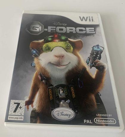 G-Force WII gra na konsolę