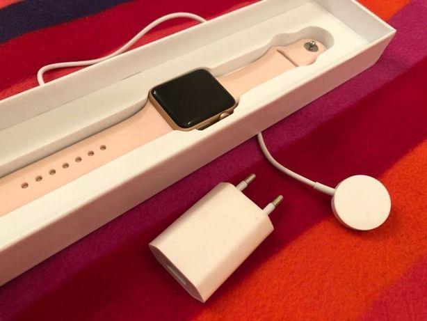 Часы один владелец\ Apple watch 2 38mm rose