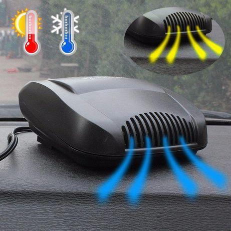 Автомобильный керамический обогреватель от прикуривателя 12V автодуйк
