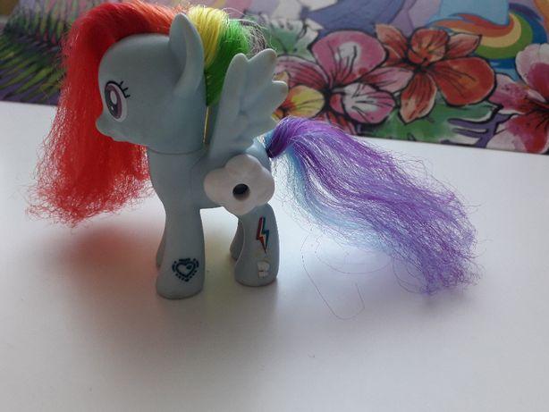 Rainbow Dash My Little Pony Hasbro kucyk Magiczny obrazek